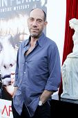 LOS ANGELES - JUL 16:  Miguel Ferrer at the 'Twin Peaks - The Entire Mystery' Blu-Ray/DVD Release Pa
