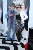 LOS ANGELES - JUL 16:  Russ Tamblyn, Amber Tamblyn at the 'Twin Peaks - The Entire Mystery' Blu-Ray/