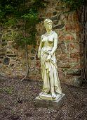 Duke Farms Statue 1