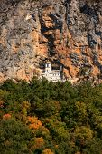 Upper Church Of Ostrog Monastery, Montenegro