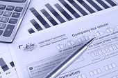 Australian Company Tax Return