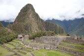 Wayna Picchu And Inca Ruins