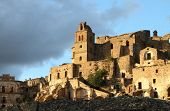 famous ghost town of Craco