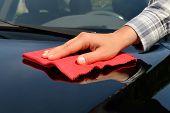 Car Care - Polishing a Car