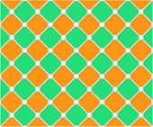 Geometric Pattern, Diamond, Vector