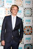 LOS ANGELES - JUL 20:  Chris Geere at the FOX TCA July 2014 Party at the Soho House on July 20, 2014