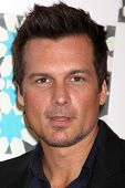 LOS ANGELES - JUL 20:  Len WIseman at the FOX TCA July 2014 Party at the Soho House on July 20, 2014
