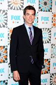 LOS ANGELES - JUL 20:  John Mulaney at the FOX TCA July 2014 Party at the Soho House on July 20, 201