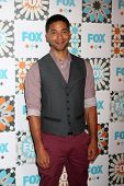 LOS ANGELES - JUL 20:  Jussie Smollett at the FOX TCA July 2014 Party at the Soho House on July 20,