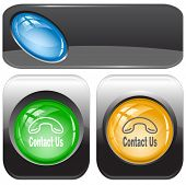 -Contact us. Raster internet buttons.