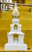Phra That Phanom Pagoda Model