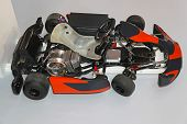 pic of karts  - Fastest electric go kart with lithium ion batteries - JPG