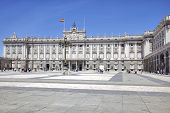 Madrid. Royal Palace
