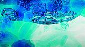 Blue Fluid 0201
