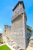 Ancient fortifications of the San Marino