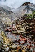 Geothermal springs