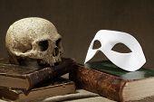 Slull And Mask