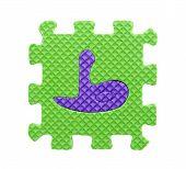 Arabic Alphabet Puzzle