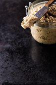 Mushroom Pate In A Jar