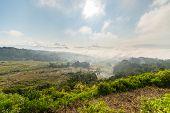 Tana Toraja Landscape From Above