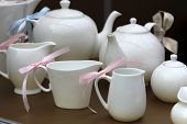 Teapots And Milk Jugs