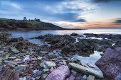 Talland Bay Landscape