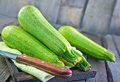 Raw Zucchini