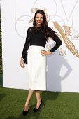LOS ANGELES - JAN 9:  Shiva Rose at the LoveGold Event at the Selma House on January 9, 2014 in Los Angeles, CA