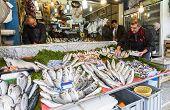 Fish Turkish Market Street