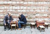 Turkish Coffee Tea Drinking