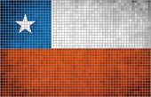 Mosaic Flag of Chile