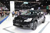 Bangkok - November 28: Subaru Xv Sports Car On Display At The Motor Expo 2014 On November 28, 2014 I