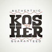 Kosher sign