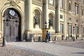Stockholm. Royal Palace