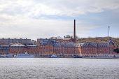 Stockholm. Urban Landscape