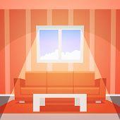 Room with window