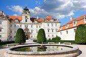 Baroque Castle Valtice (unesco), Czech Republic