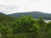 picture of acadian  - Mountain Scenery view taken at Acadian National Park in Maine - JPG