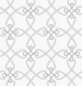 picture of interlocking  - Seamless stylish geometric background - JPG