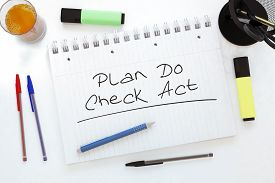 picture of plan-do-check-act  - Plan Do Check Act  - JPG