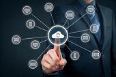 Cloud Computing Synchronization poster