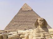 Sphinx - Egypt, Africa