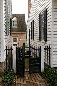 Alleyway Gate