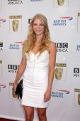 LOS ANGELES - AUG 27:  Winter Ave Zoli arrives at the 2010 BAFTA Emmy Tea at Century Plaza Hotel on