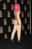 LOS ANGELES - SEP 12:  Nicki Minaj  in the Press Room  at the 2010 MTV Video Music Awards  at Nokia
