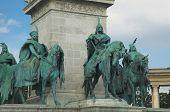 Budapest Monument poster