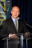 LOS ANGELES - NOV 9:  Kevin Spacey at the Hollywood Foreign Press Association's (HFPA) Cecil B. DeMi