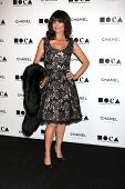 LOS ANGELES - NOV 13:  Rosetta Getty arrives at the MOCA's Annual Gala