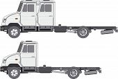 Delivery / Cargo Truck 1