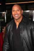 LOS ANGELES - 22 de NOV: Dwayne Johnson, alias